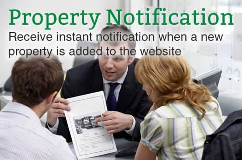 Property Notifications