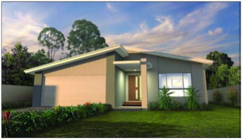 SOLD - Macksville, House To Be Constructed