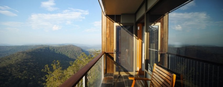 SOLD - Binna Burra Sky Lodge - Lot 4