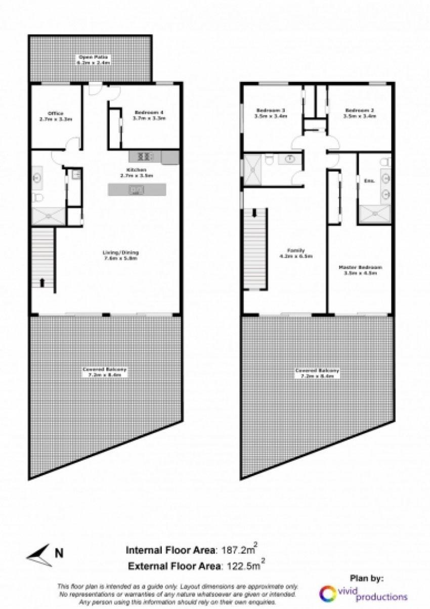Park Edge Apartment Plan