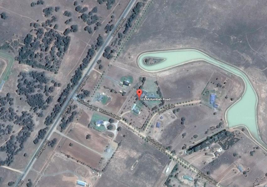 Deniliquin Land adjoining Mulumbah Lake
