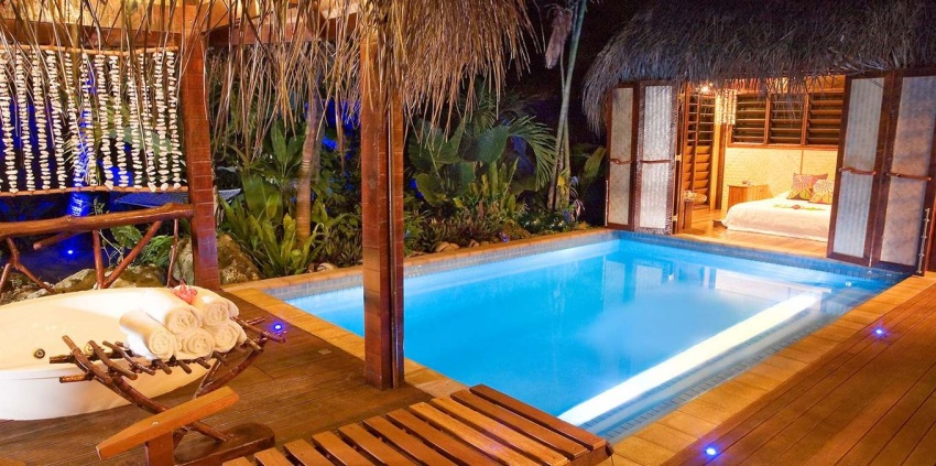 Royal Honeymoon Pool  Villa