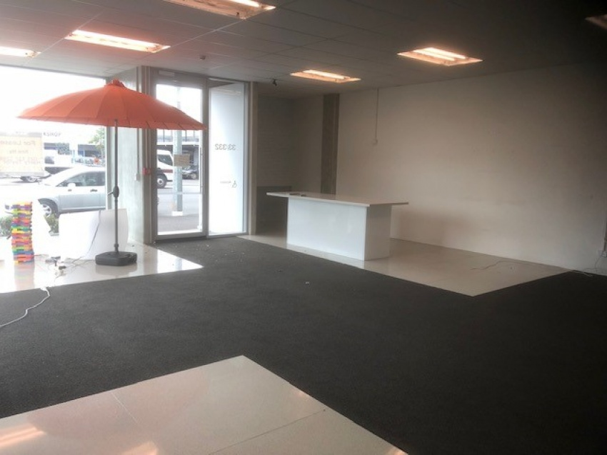 Opportunity to Lease Showroom or Retail Space