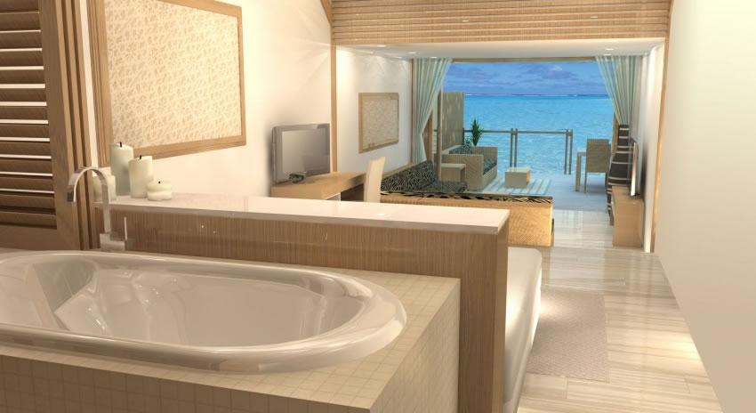 One Bedroom Overwater Villa