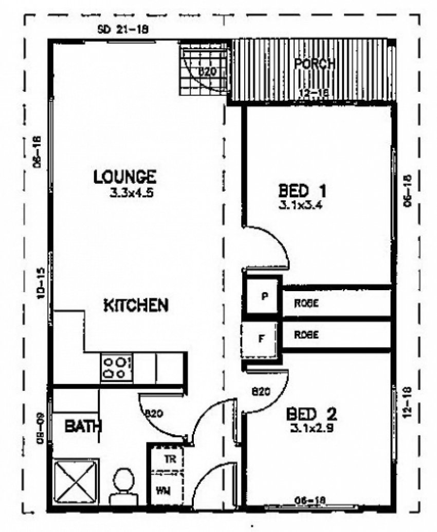 Burnie House
