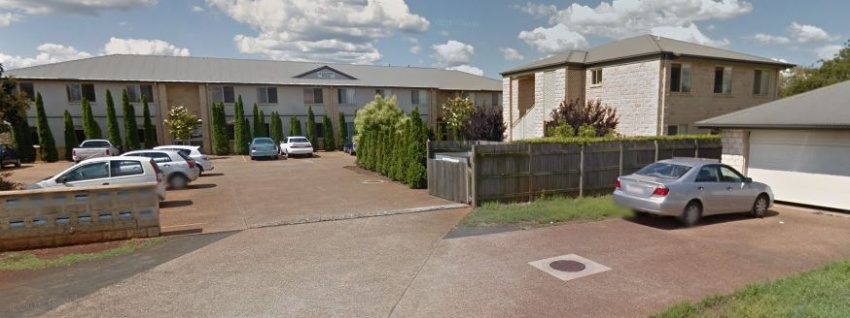 Block of 4 units - TOOWOOMBA