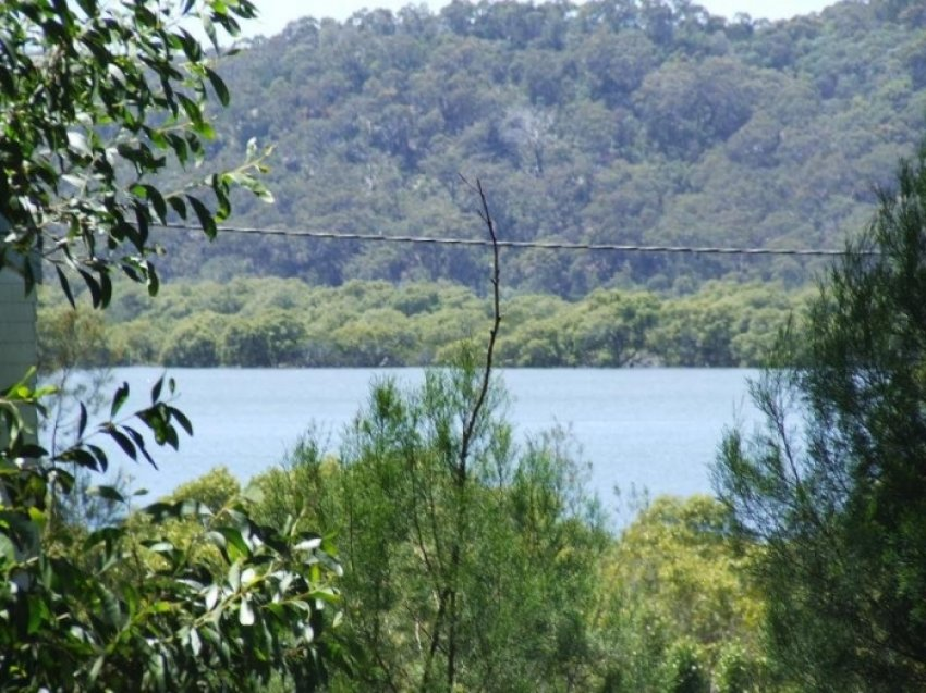 SOLD - Russell Island - 562m2 Corner Block with water views