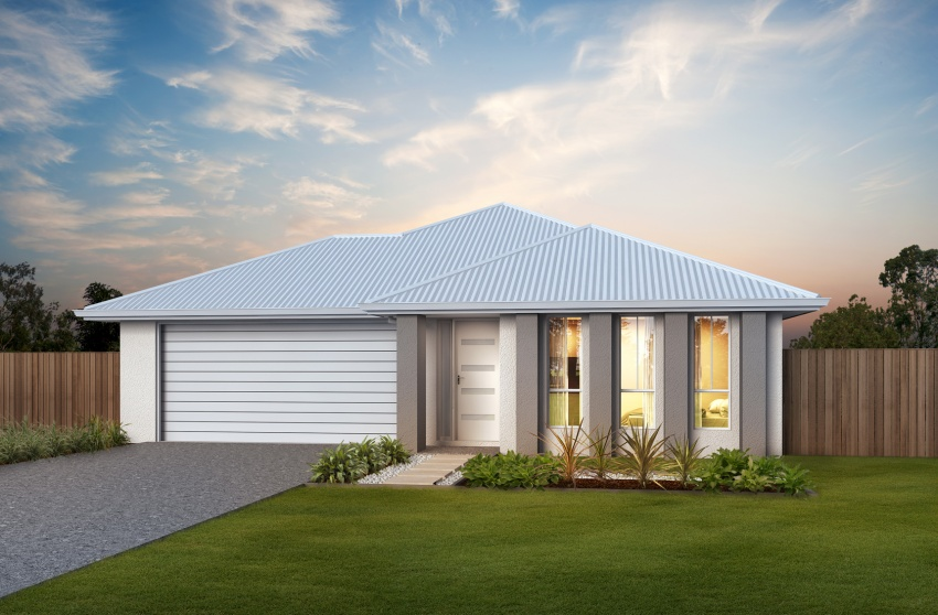 House & Land Package - Wallace St Walloon
