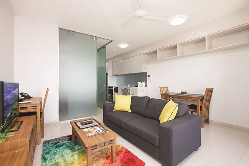 One Bedroom Apartment Darwin CBD - 4 years old