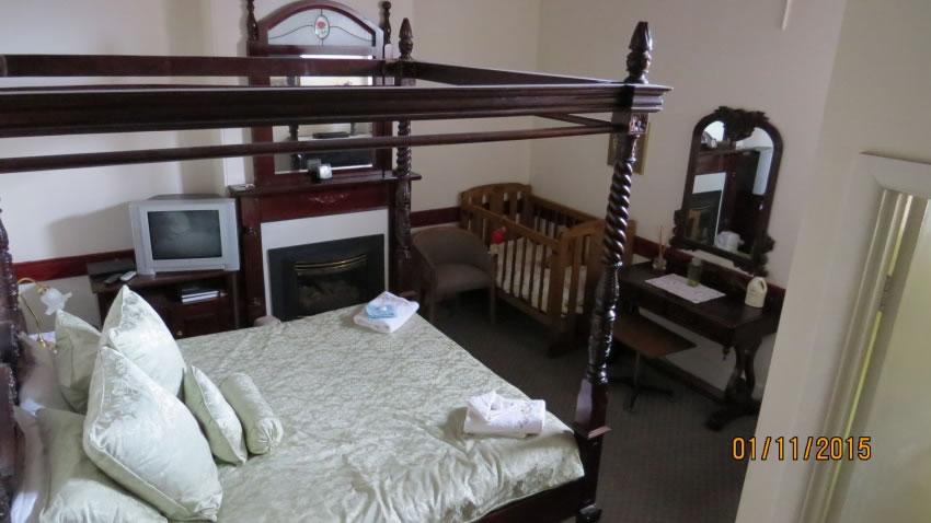 Bedroom Private area