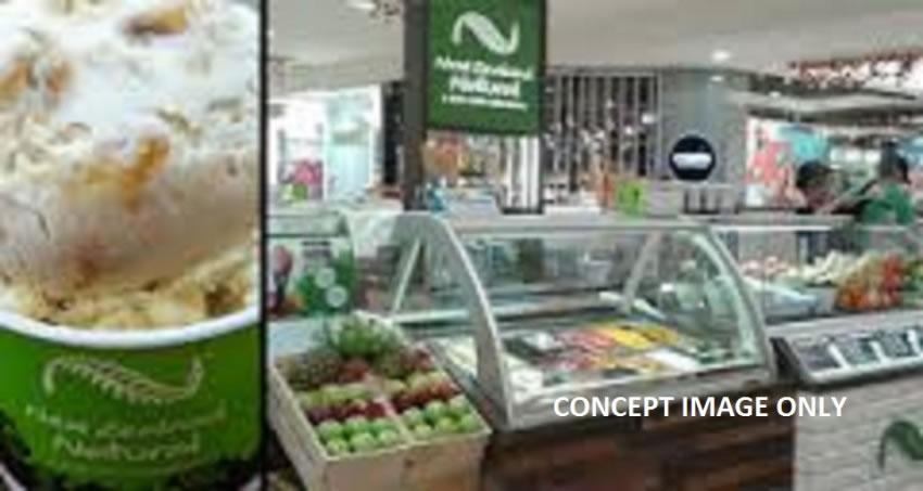 Cafe & Ice-cream Parlour