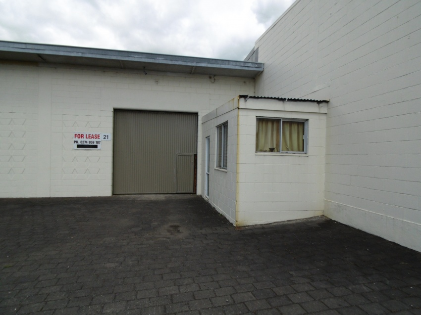 Warehouse for Lease in Tokoroa (on State Highway 1)