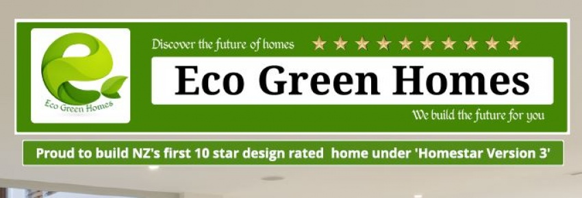 Eco Green Homes - We Build the Future