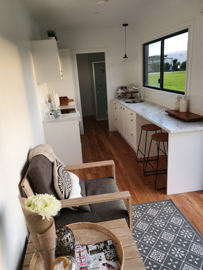 Ideal Tiny Home - Container Home