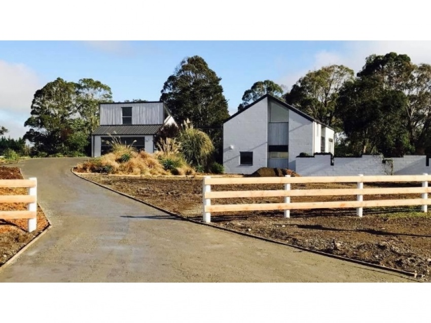 Large family home plus five acres