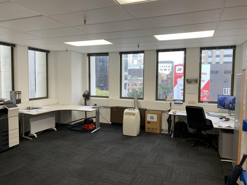 Central Auckland CBD Office Premises