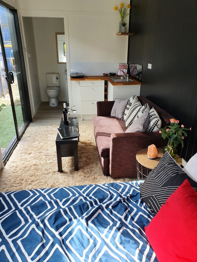 Ideal tiny home container home Only $24950+GST