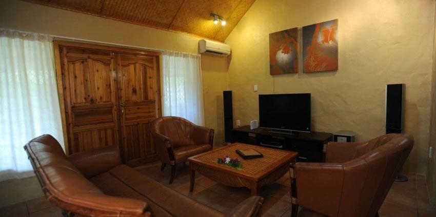 3 Bedroom Pool Villa - Onemaru