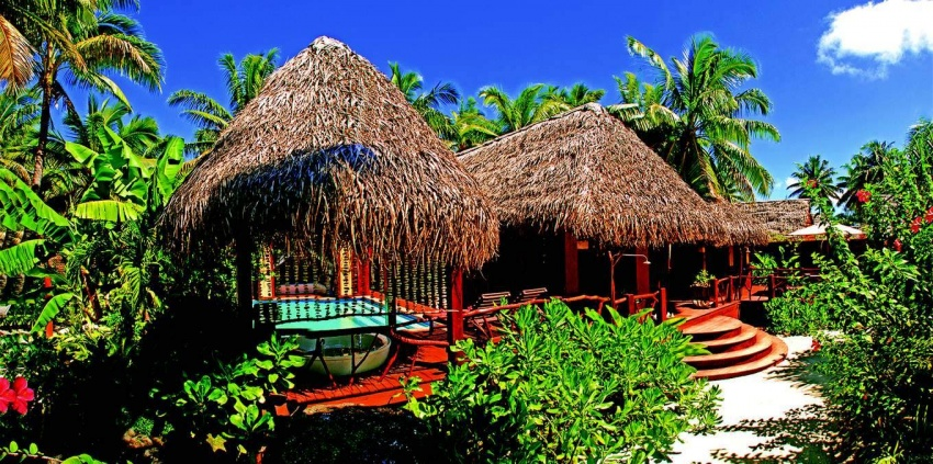 Royal Honeymoon Pool  Villa