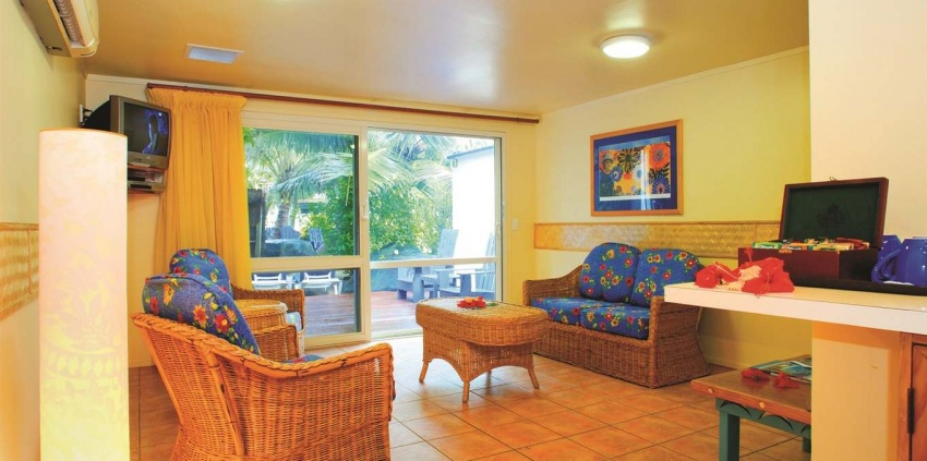 Two Bedroom Beachside Suite