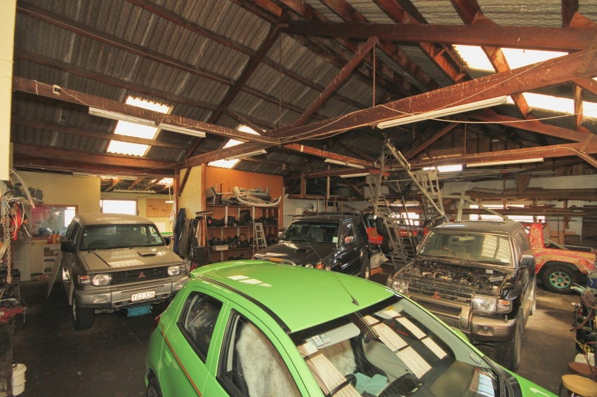 Mechanic Tradesman Workshop For Lease