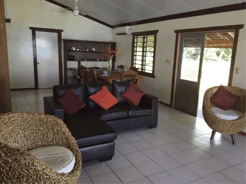 Vanuatu Island Escape