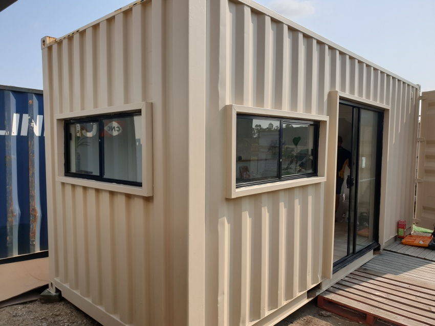 Tiny Home, Container Home, Teenagers Retreat, Granny Flat