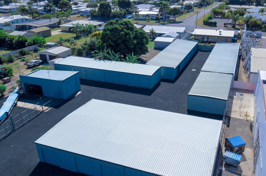 Prime Position Self Storage Business with Potential for Growth
