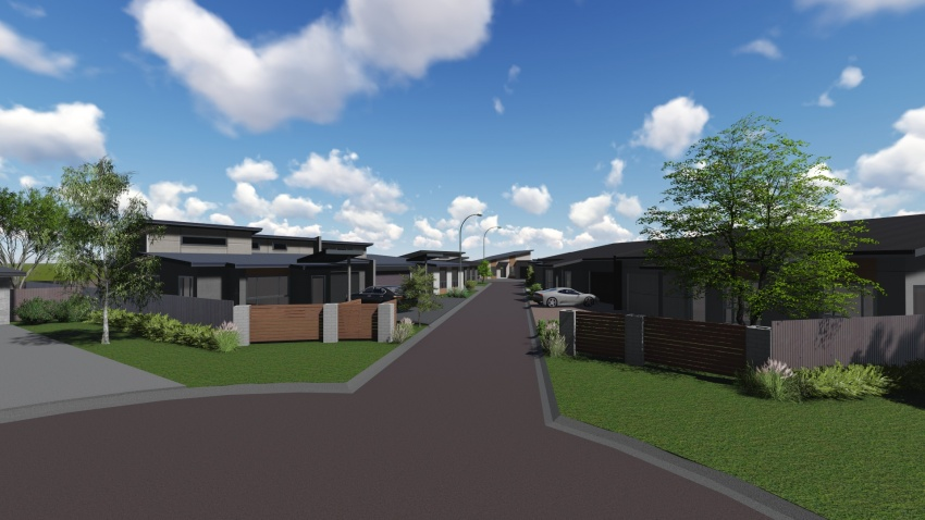 Block of land DA Approved for 7 Dwellings