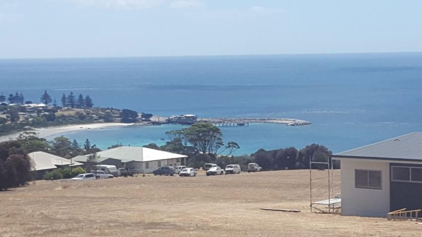 163 Binneys Track, Penneshaw (Kangaroo Island) SA 5222.