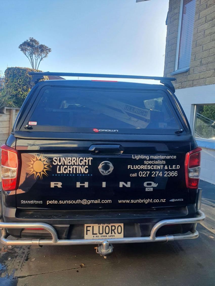 Mobile Lighting Business