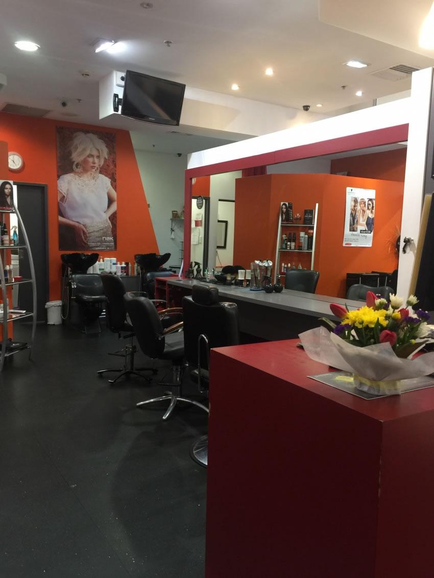 Hair Salon, Beauty Clinic and Retail Shop