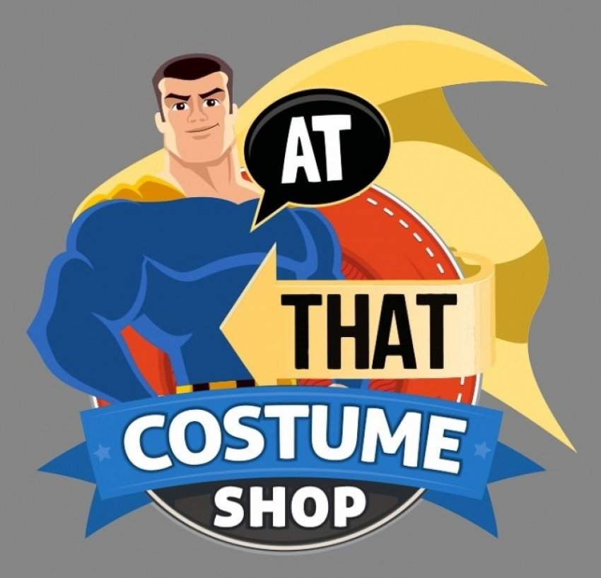 SOLD - At That Costume Shop