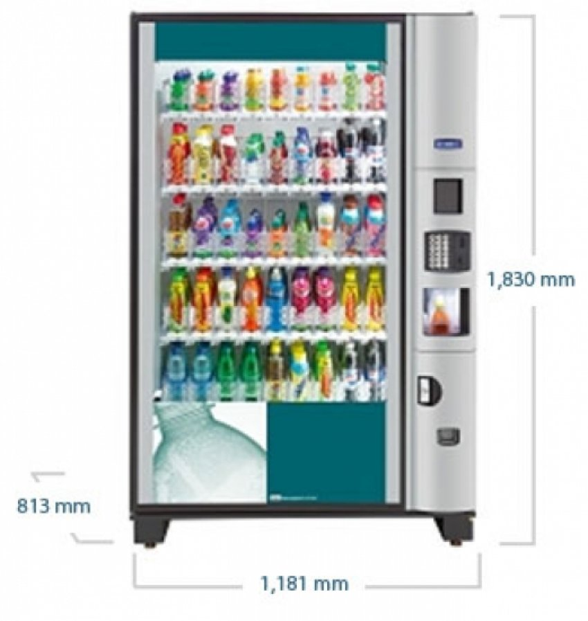SOLD - Vending Machine Business