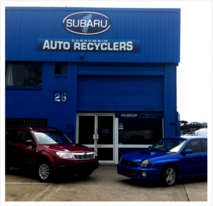 SOLD - Subaru 1 Pty Ltd trading as Currumbin Auto Recyclers