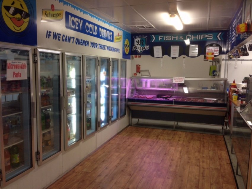 Muzza's Fish & Chip Shop