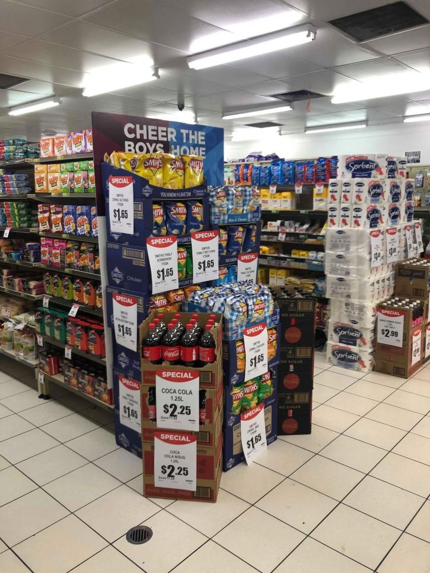 Southside Brisbane Supermarket for sale