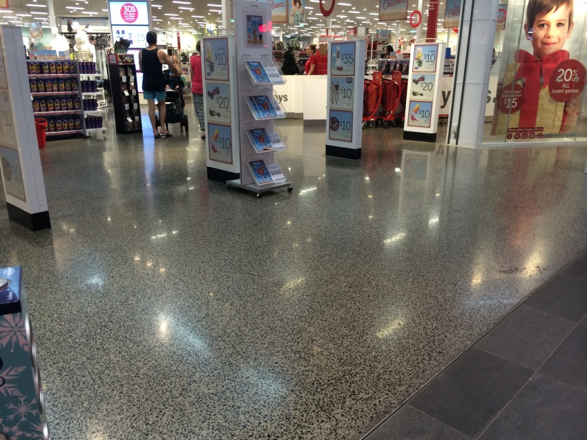 Concrete Grinding and Polishing Business
