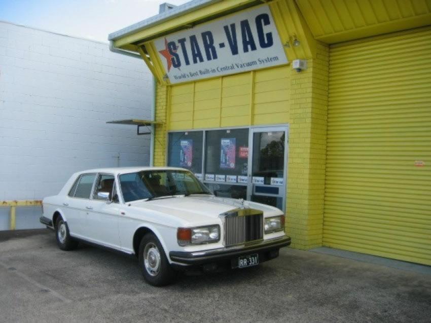 Star Vac Front Shop