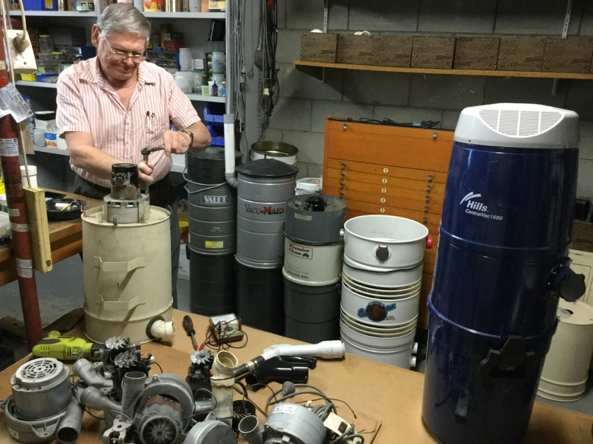 Star Vac Assembly And Repairs
