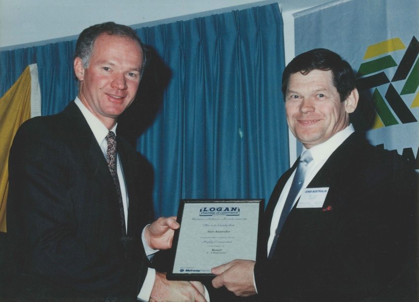 Starvac Awards 300sqm of success - shop - offices - assembly - warehouse