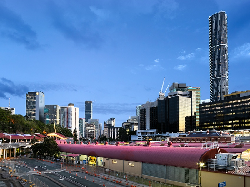Brisbane City Restaurant / Cafe - Only $286 per metre NET + GST