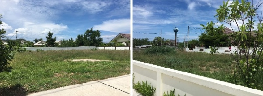 Land for sale in Hua Hin Thailand