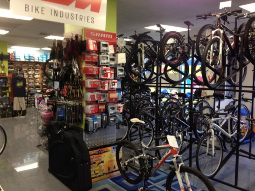 Bike Shop Full Trade!