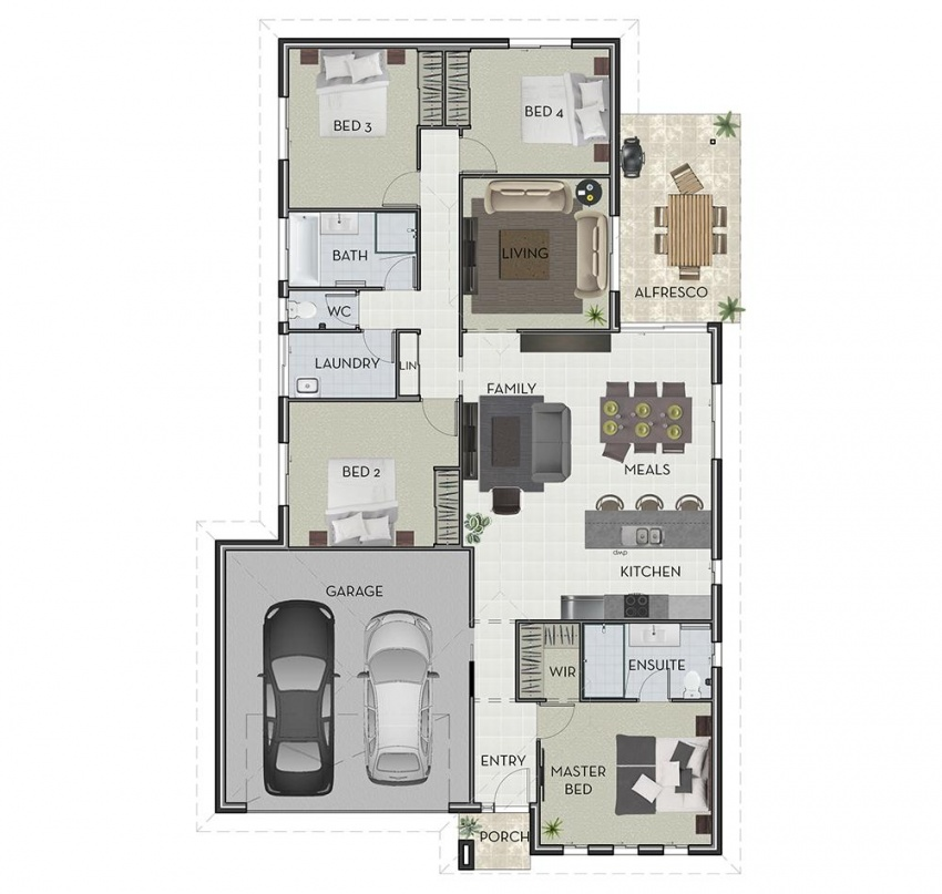 House & Land Package - Lowthers St Yarrabilba