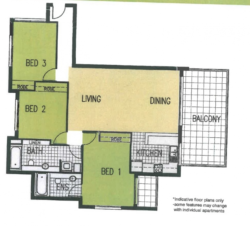 UNDER OFFER - 3 bedroom apartment in Everton Park
