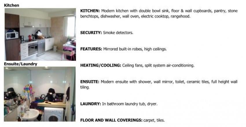 Kitchen Laundry