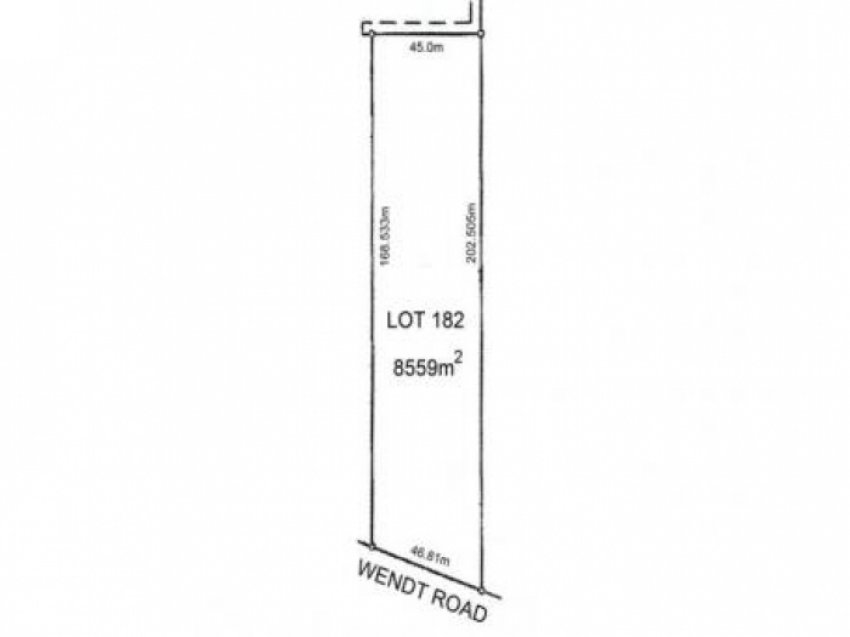 Chambers Flat Block Plan