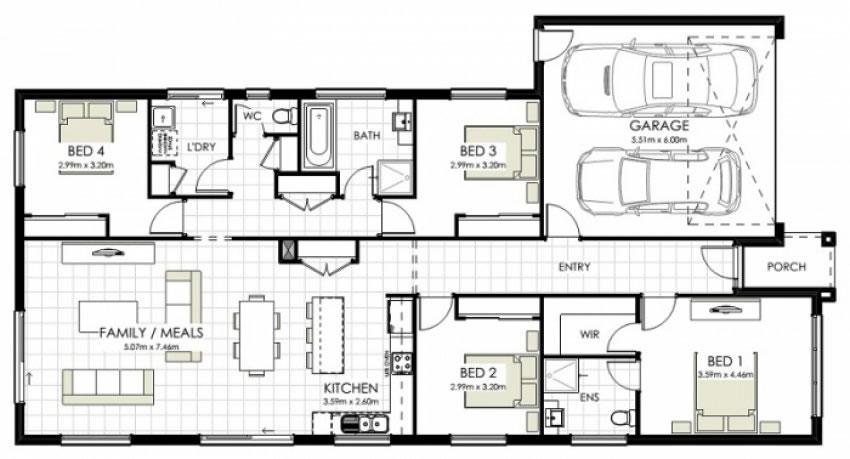 Brookfield Property Floorplan