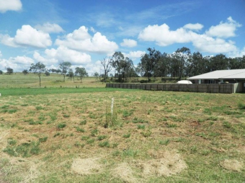 SOLD - Kingaroy large block of land with DA approval